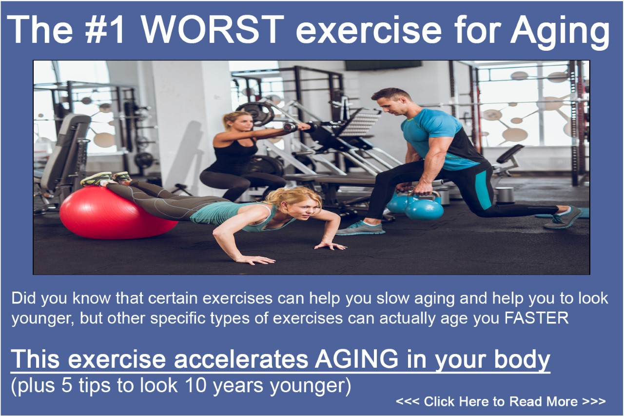 The #1 Worst Exercise For Aging